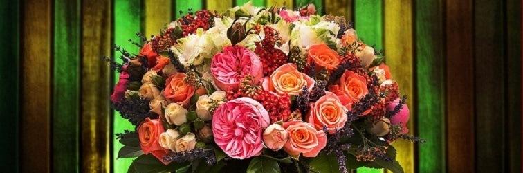 SMM для компании AMF - цветы