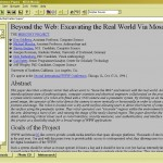 Первый браузер Mosaic