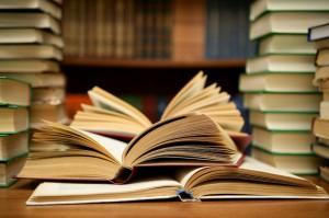 20 книг, библиотека