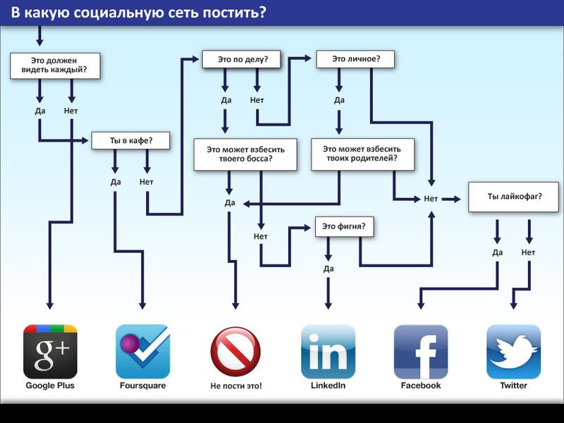 социальные сети, инфографика, тест