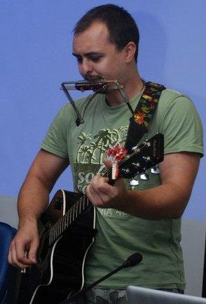 Александр Денисенко, веб-программист