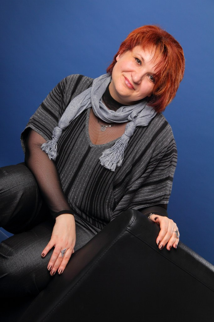 Оксана Васильева, бухгалтер