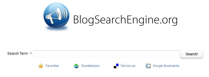 Поисковая система для блогов BlogSearchEngine