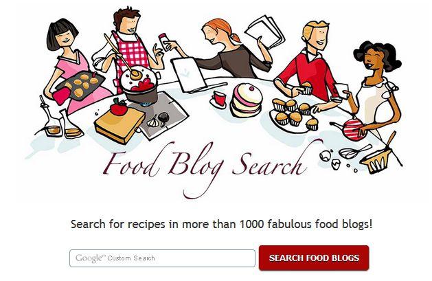 Поисковая система FoodBlogSearch