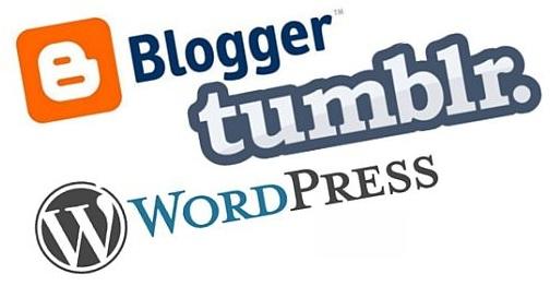 Блоги и соцсети