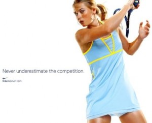Девизы известных спортсменов: Мария Шарапова