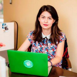 Автор - маркетинг-директор онлайн-школы английского языка EnglishDom Маргарита Кашуба