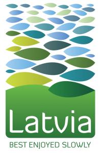 слоган Латвии
