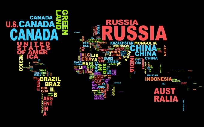 слоганы стран