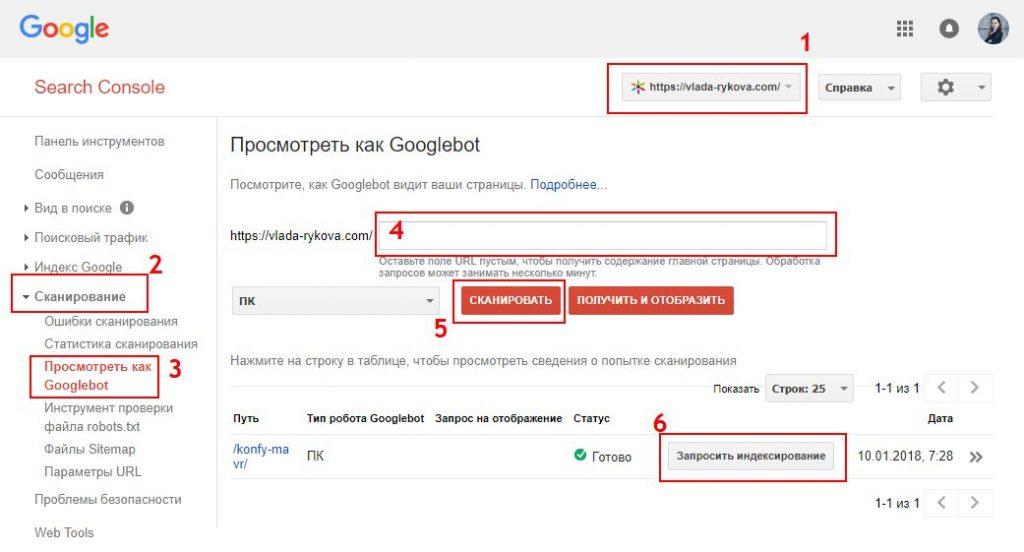 Googlebot у Гугла