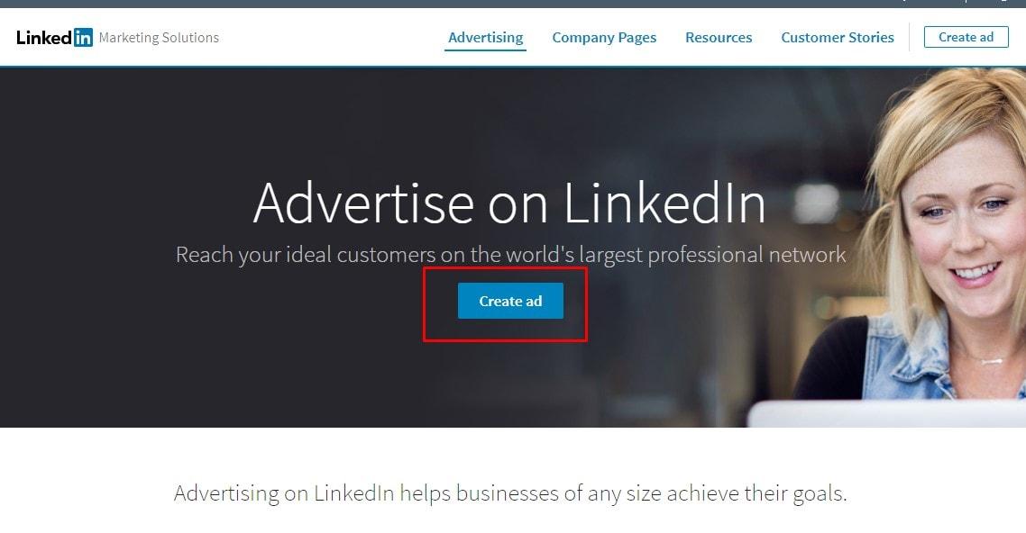 таргет в LinkedIn 21