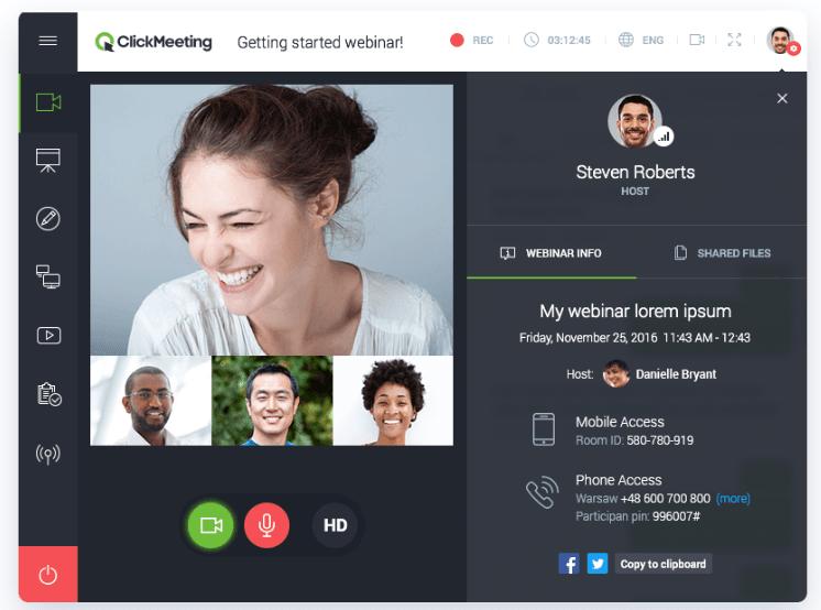 обзор ClickMeeting 2