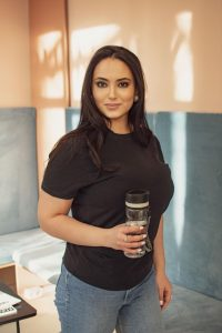 Основательница PR-агентства Belka Ромина Маркелова