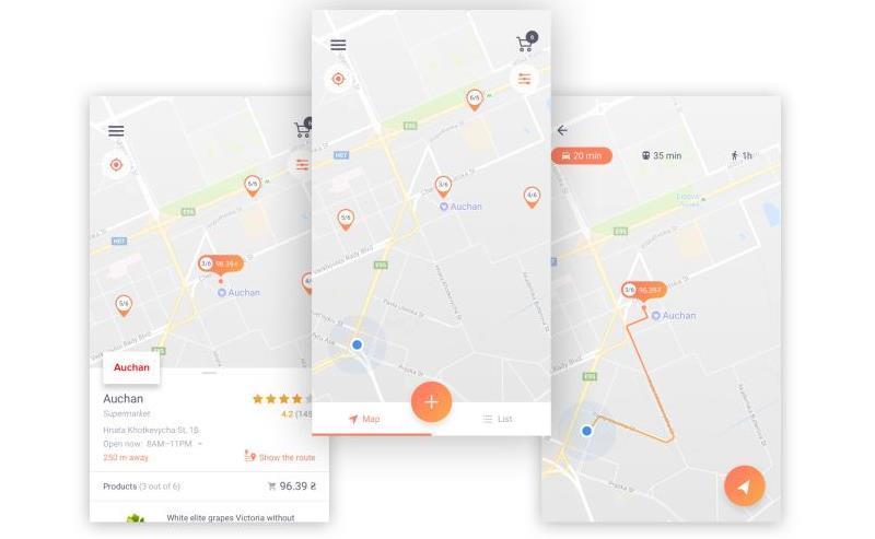 Сostless - умное приложение для покупок 3