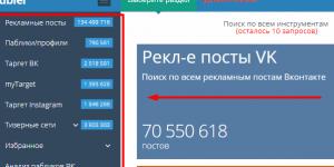 Обзор сервиса мониторинга таргетированной рекламы PablerPro