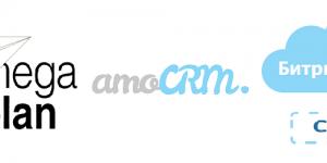 CRM для бизнеса: сравнение amoCRM, Мегаплан, Битрикс24