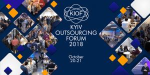 Приглашаем на третий Kyiv IT Outsourcing Forum 20-21 октября