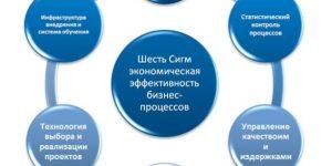 5 преимуществ метода управления проектами «Шесть сигм»