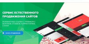 Zenlink - сервис крауд-маркетинга, который сделает ваш сайт популярным