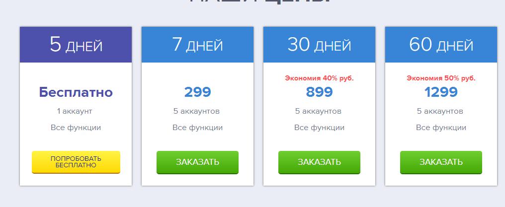 5 сервисов для раскрутки инстаграм